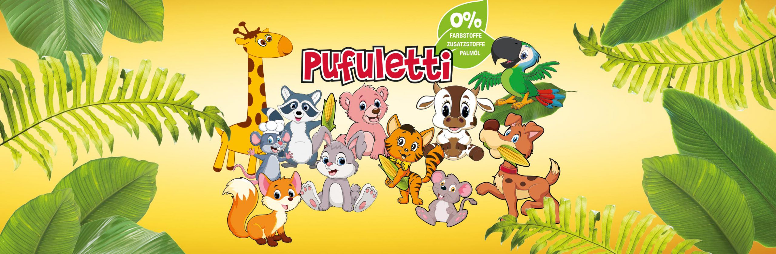 Pufuletti Banner